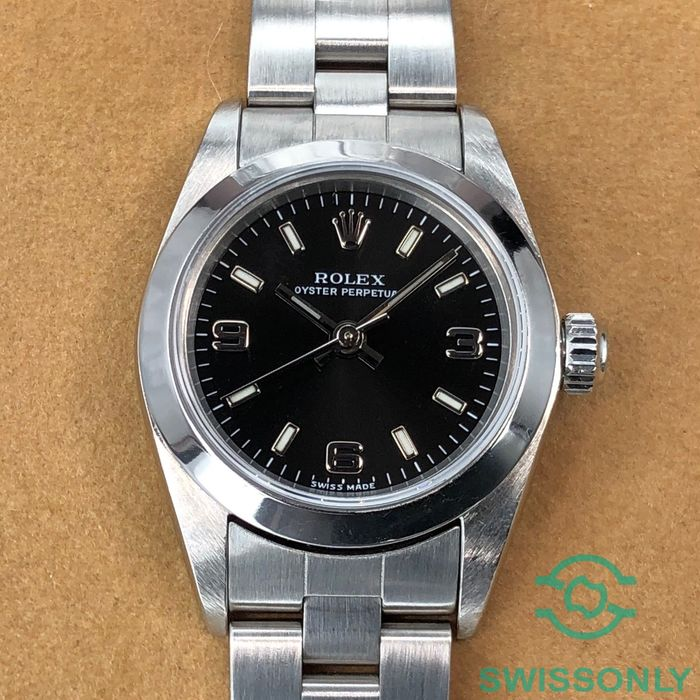 Rolex - Oyster Perpetual Lady - 76030 - Femme - 2000-2010