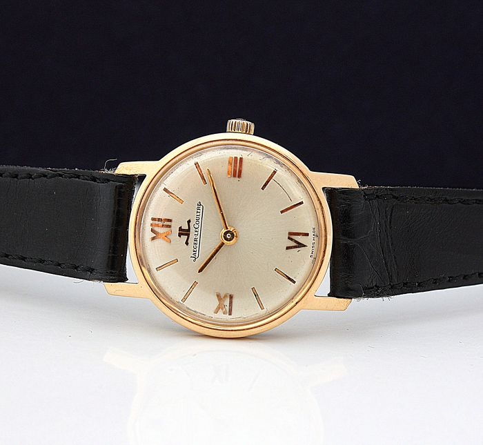Jaeger-LeCoultre - Classic, calibre 807/840 oro 18 K mujer - Dames - 1960-1969
