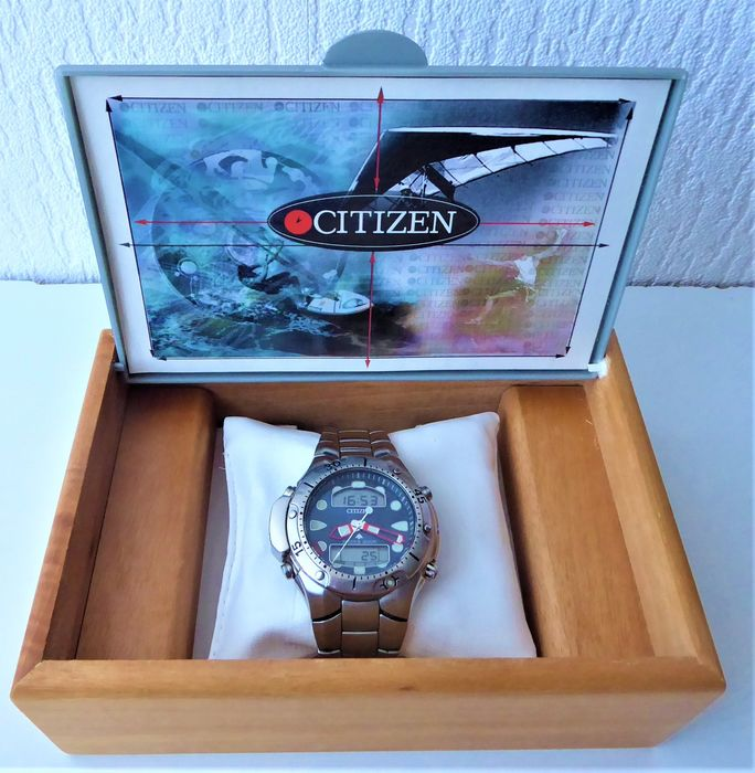 Citizen - Promaster Aqualand - Uomo - 2000-2010