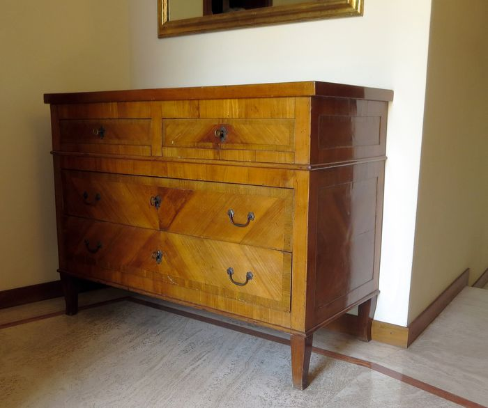 Commode (1) - Cherry - First half 19th century
