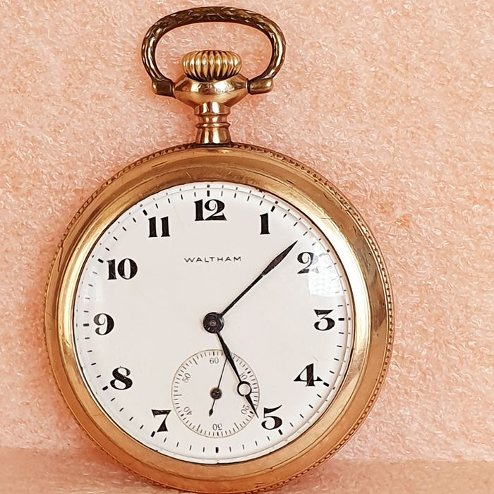 Waltham - pocket watch  - 24756661 NO RESERVE PRICE  - Heren - 1901-1949