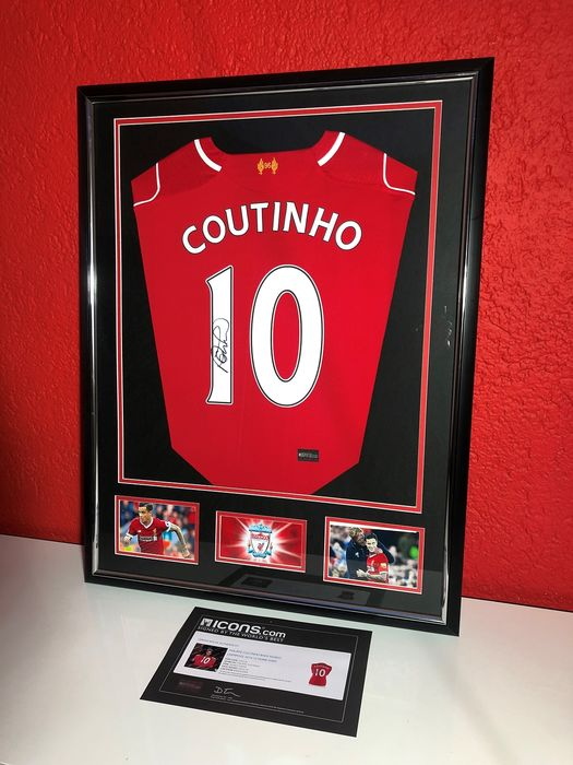 Liverpool - Premier league - Philippe Coutinho  - 2015 - Trikot(s)