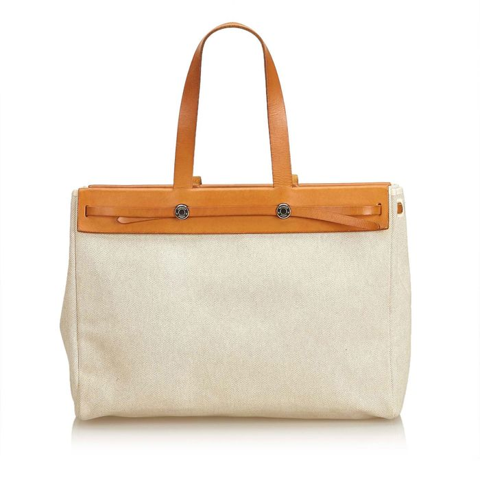 Hermes - Herbag Cabas MM Tote bag