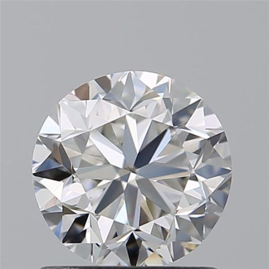 1 pcs Diamant - 0.35 ct - Brillant - D (incolore) - VVS2