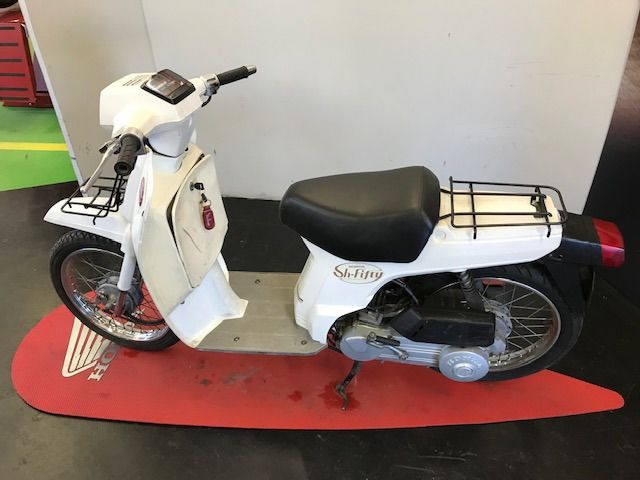 Honda - SH Fifty - NO RESERVE - 49 cc - 1987