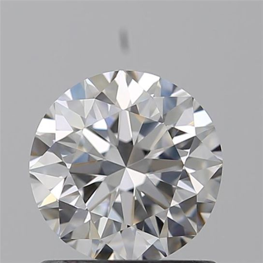 1 pcs Diamant - 0.54 ct - Brillant - D (farblos) - IF (makellos)