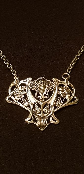 925 Jewellery Silver - Necklace, Pendant