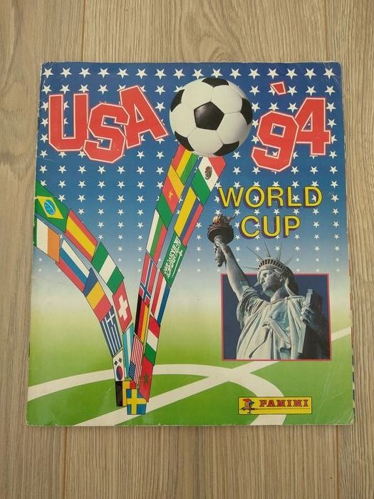 Panini - Compleet album World Cup USA 94
