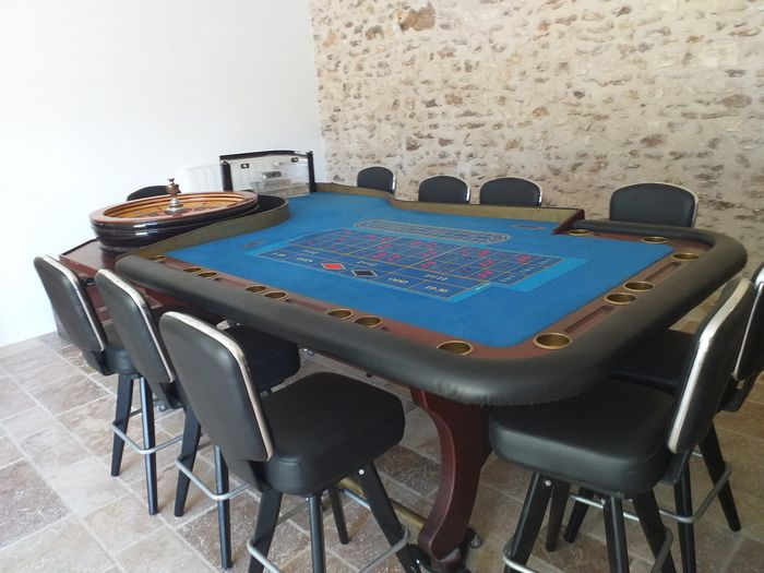 Game Master - Games table, Roulette