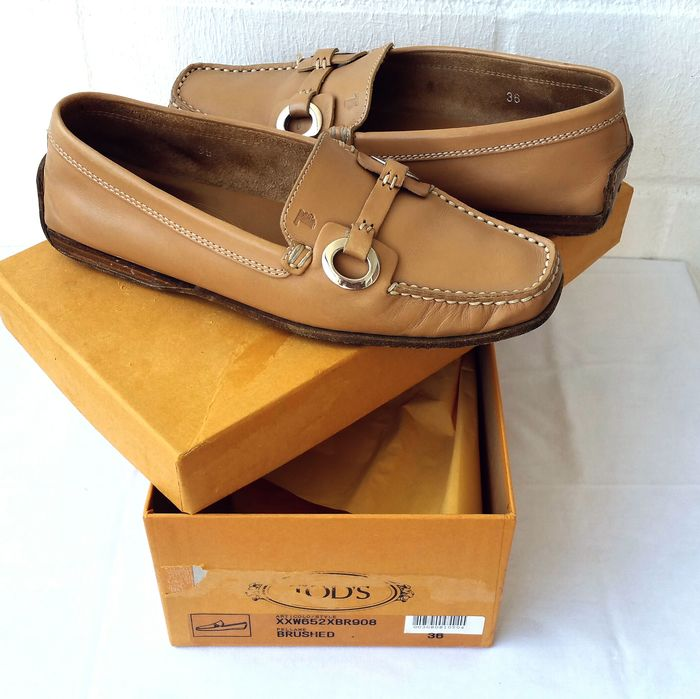 Tod's - Loafers, Mokassins  Slippers - Maat: FR 36