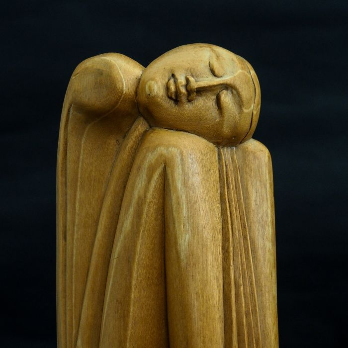 Carving - Wood - Art Deco style - Bali, Indonesia