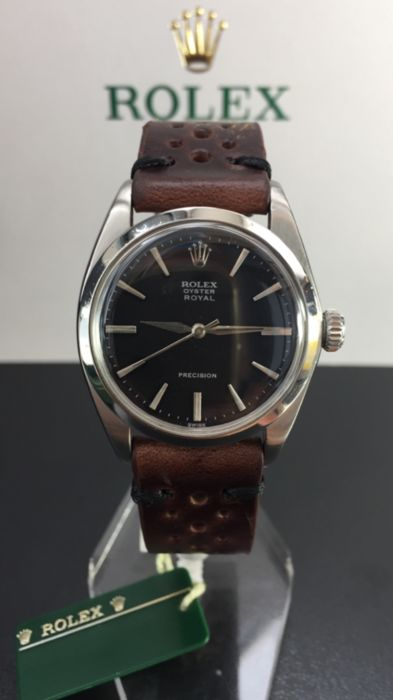 Rolex - Oyster Royal Precision - Ref. 6426 - Men - 1950-1959