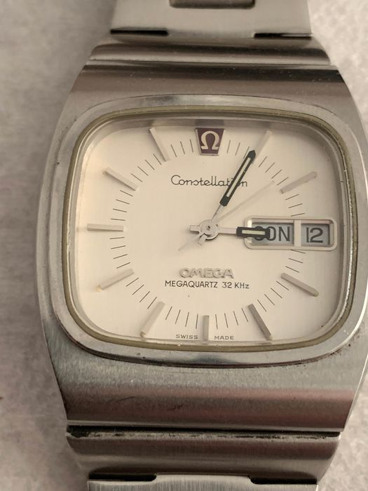 "Omega - Constellation - ""NO RESERVE PRICE"" - Herren - 1960-1969"