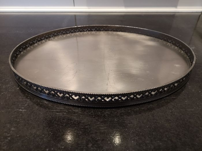 Serving tray (1) - tin