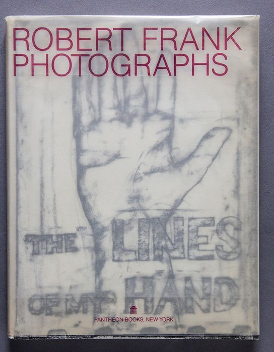 Robert Frank - The Lines of My Hand - 1989