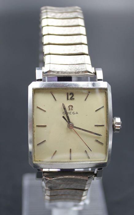 "Omega - Art Deco - ""NO RESERVE PRICE"" - Herren - 1950-1959"