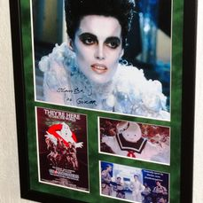 Ghostbusters Slavitza Jovan Signed Photo Premium Catawiki See a detailed slavitza jovan timeline, with an inside look at her movies & more through the years. ghostbusters slavitza jovan signed