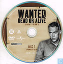 DVD / Video / Blu-ray - DVD - Wanted Dead or Alive seizoen 1, volume 3, disc 1