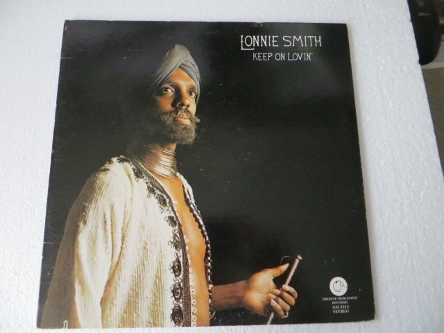 O'Donel Levy, The Charlie Rouse Band, Lonnie Smith  - Multiple artists - Fusion Jazz Funk / Soul - Multiple titles - LP's - 1971/1977