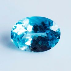 Aquamarijn - 2.79 ct