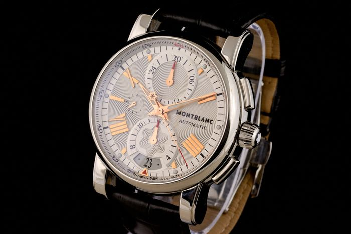 """Montblanc - Meisterstuck Star Automatic - """"NO RESERVE PRICE"""" - 7104 - Hombre - 2011 - actualidad"""