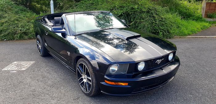 Ford - Mustang GT 45th Anniversary V8 Limited Edition - NO RESERVE - 2009