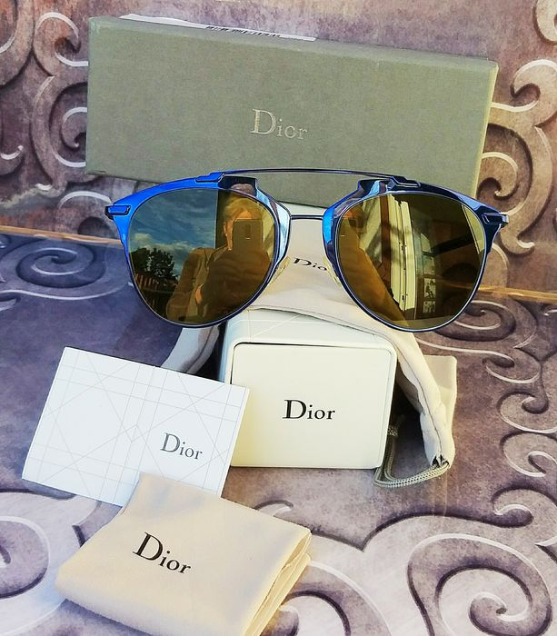 Christian Dior Reflected Chrom-Blue - M2XA6 Occhiali da sole