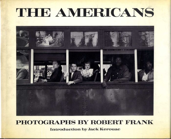 Robert Frank  - The Americans - 1978