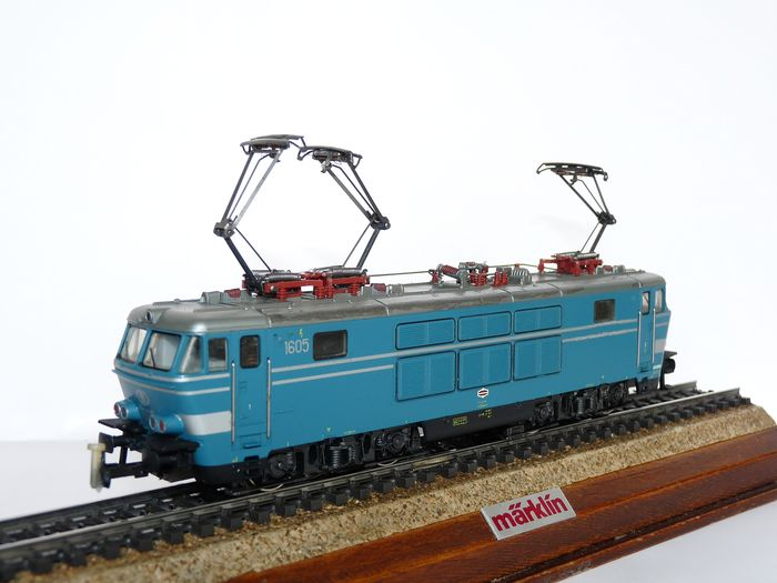 Märklin H0 - 3152 - Electric locomotive - Series 1600 - NMBS