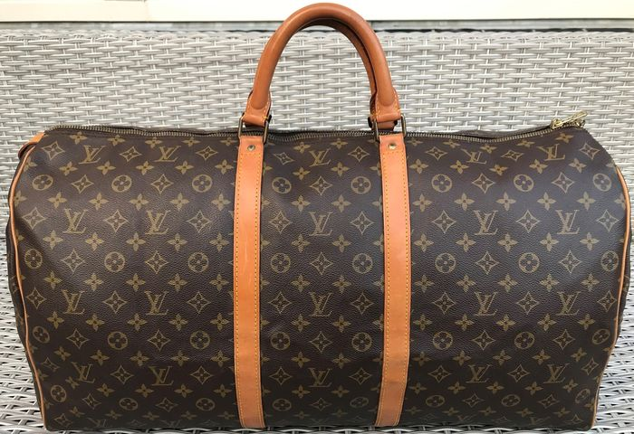 Louis Vuitton - Keepall 60 Weekend bag