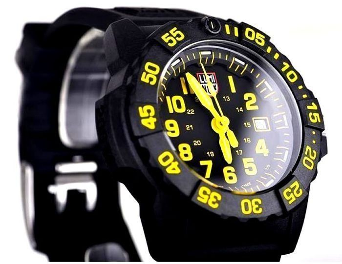 Luminox - Collection Special for Navy SEALS and U.S. Air Force - XS3505 - Heren - 2019