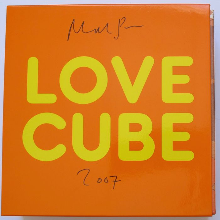 Signed; Martin Parr - Love Cube - 2007