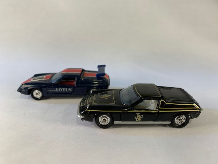 Tomica Dandy - 1:43 - 2x Lotus Europa Special - Made in Japan