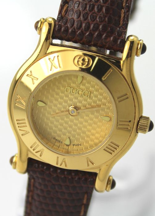 Gucci - 'NO RESERVE PRICE' Swiss Made  - 6500L Gold Plated - Dames - 2000-2010