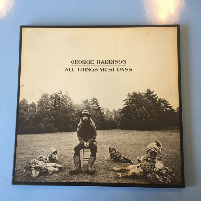 George Harrison - All Things Must Pass - Box set - 1970/1970