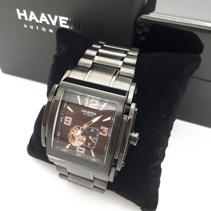 Haaven Automatic - 9314-03 - New - Complete Set - Men - 2011-present