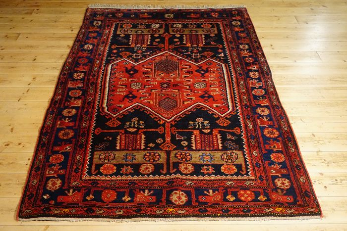 Malayer - Carpet - 200 cm - 130 cm