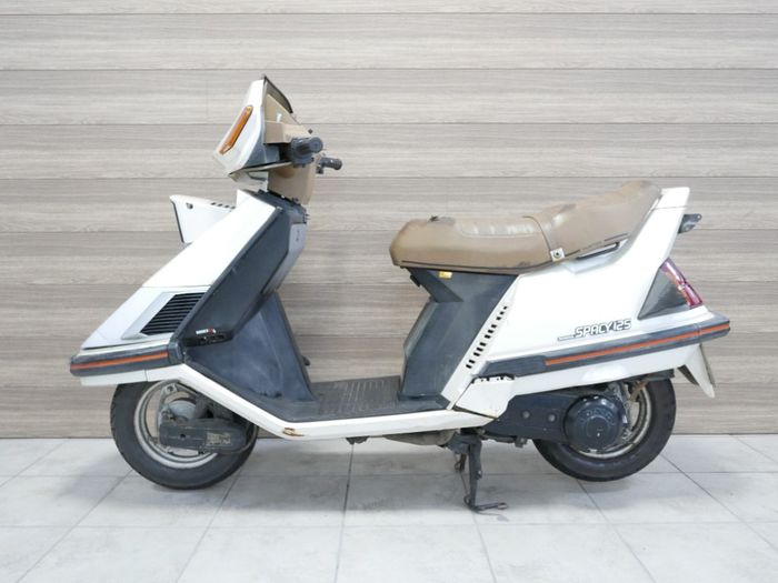 Honda - Spacy - 125 cc - 1984