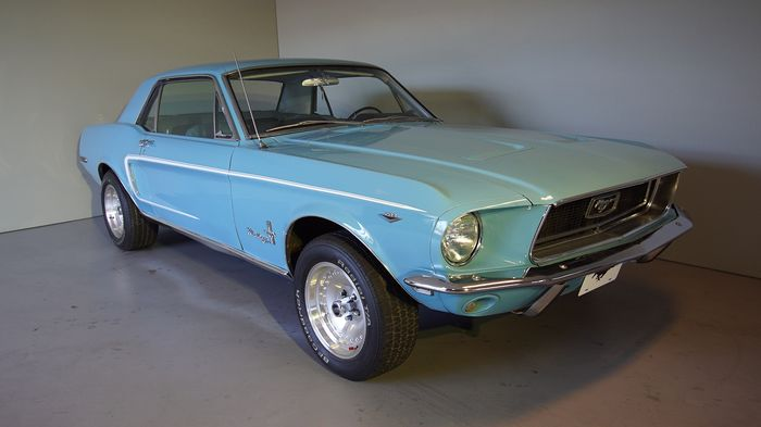 Ford - Mustang  - 1968