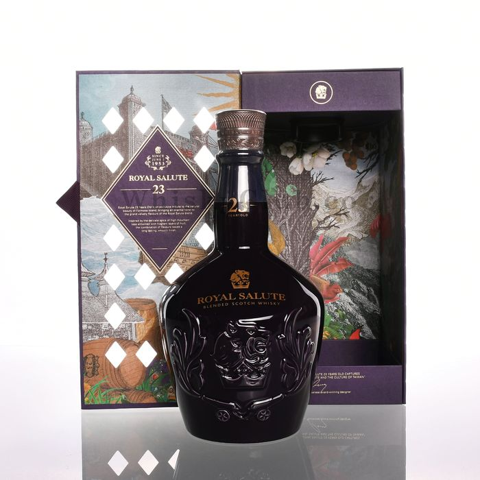 Royal Salute Chivas 23 Year Old Taiwan Exclusive - 700ml