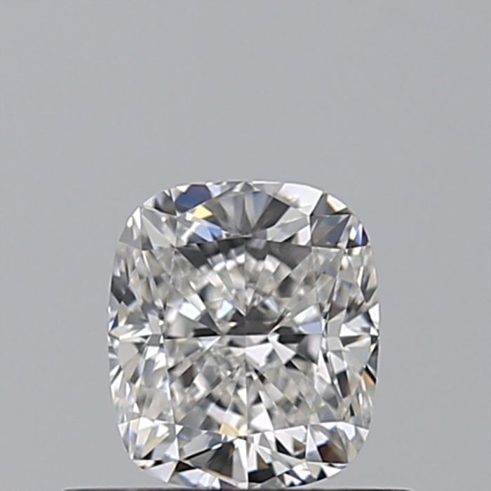 1 pcs Diamante - 0.56 ct - Cojín - D (incoloro) - IF (Inmaculado)