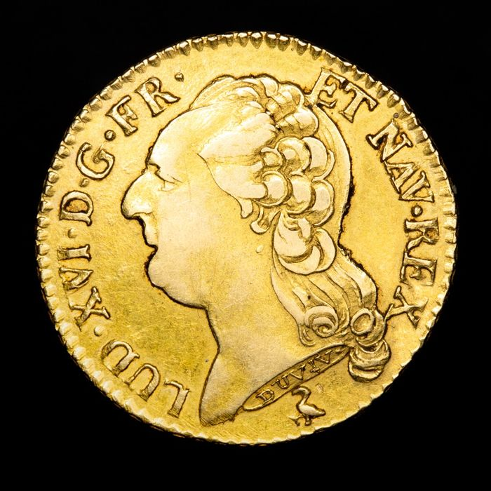 Frankrijk - Louis XVI (1774-1792) -  Louis d'or 1787-A (Paris) - Goud