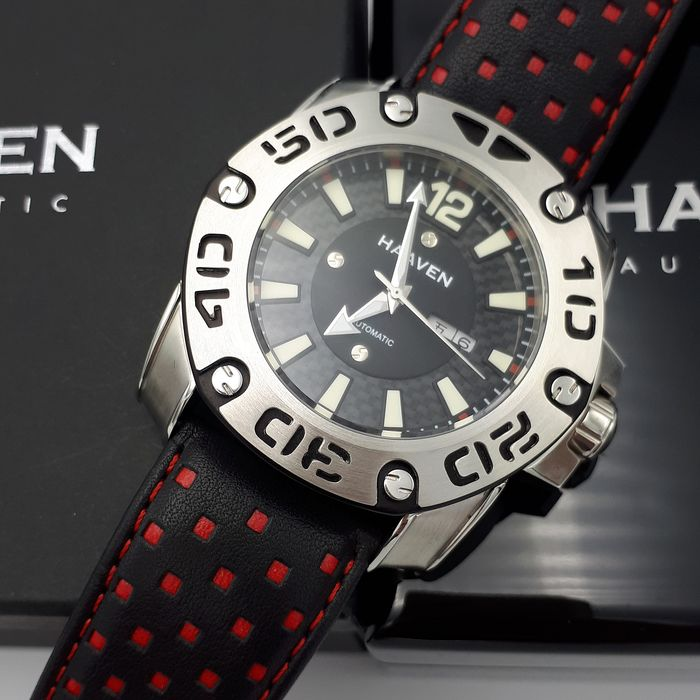 Haaven Automatic - 9310-01 - New - Complete set - Men - 2011-present