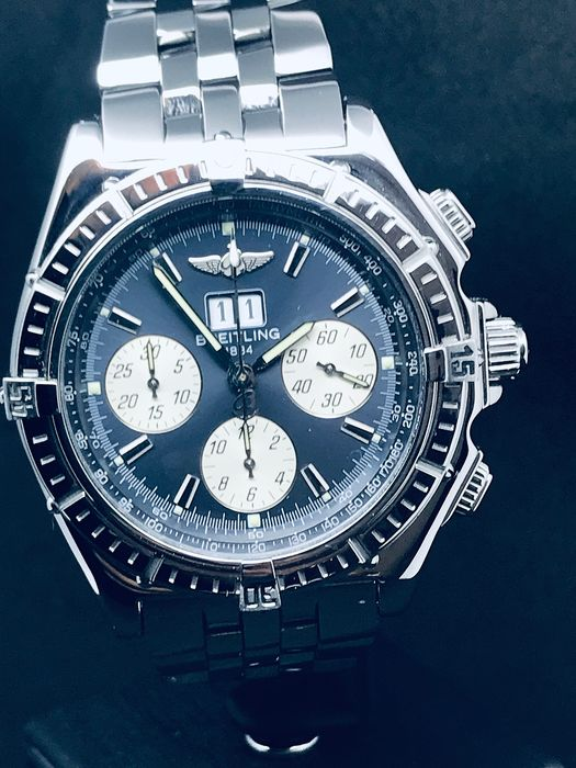 Breitling - Crosswind Special - Ref. A44355 - Unisex - 2000-2010