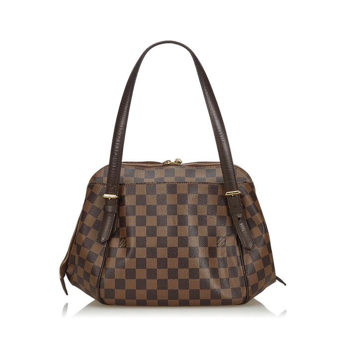 Louis Vuitton - Damier Belem MM Handtas