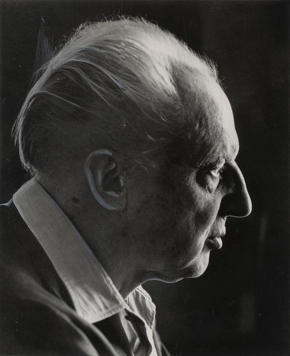 Eddie Adams (1933-2004)/Associated Press - Leopold Stokowski, 1963