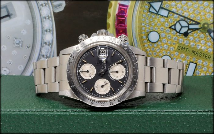 "Tudor - Oyster Date Chronograph ""BIG BLOCK"" - 94200 - Men - 1970-1979"