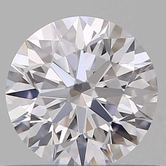 1 pcs Diamant - 0.40 ct - Brillant - D (incolore) - IF (pas d'inclusions), ***3EX***