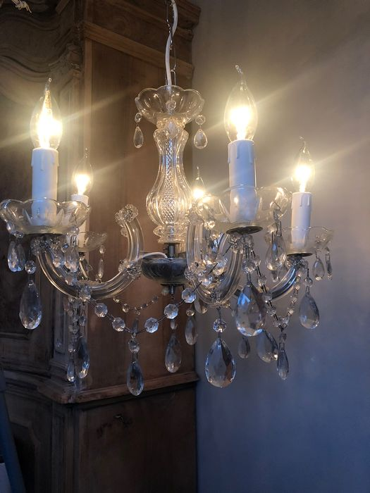 A.M. Luce s.r.l. Italy  - Chandelier - Crystal