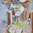 Affordable Art-auktion (Pablo Picasso)